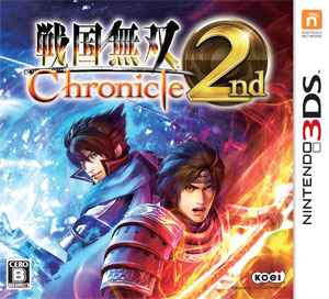 3DS Samurai Warriors Chronicle 2nd(Released)(3DS 戦国無双 Chronicle 2nd)
