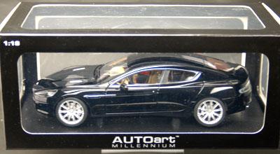 超可爱の ダイキャスト 1/18・モデルカー 1 ラピード/18 アストンマーチン ラピード (ブラック)[オートアート]《取り寄せ※暫定》, XYZ車高調 XYZ-JAPAN:f7d4bf87 --- clftranspo.dominiotemporario.com