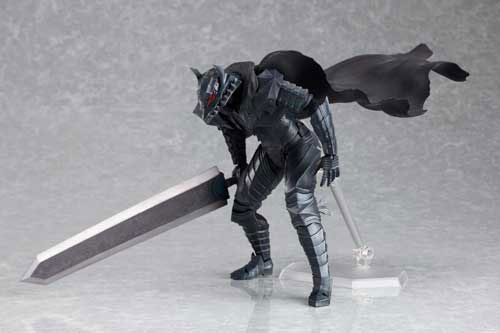 "Berserk Vol.37 First Press Limited Edition w/figma ""Guts"" Armor of Berserk ver. (BOOK)(Released)(ベルセルク 第37巻 figma ガッツ 狂戦士の甲冑ver.付き 初回限定版(書籍))"
