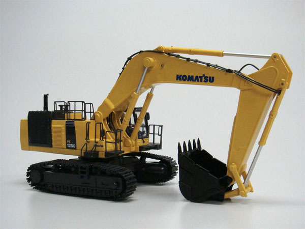 京商エッグ ラジコン建設機械 1/50 油圧ショベル コマツ PC-1250-8 HG バンドB(再販)[京商エッグ]《発売済・在庫品》
