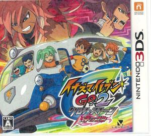 3DS Inazuma Eleven GO2 Chrono Stone Neppu(Back-order)(3DS イナズマイレブンGO2 クロノ・ストーン ネップウ)