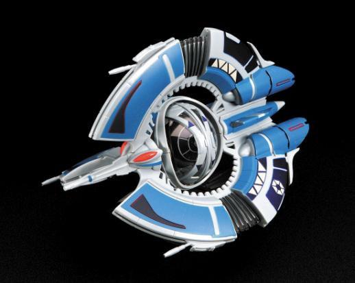 Star Wars Easy Kit - Droid Tri-fighter Plastic Model(Back-order)(スターウォーズ イージーキット ドロイド・トライファイター プラモデル)