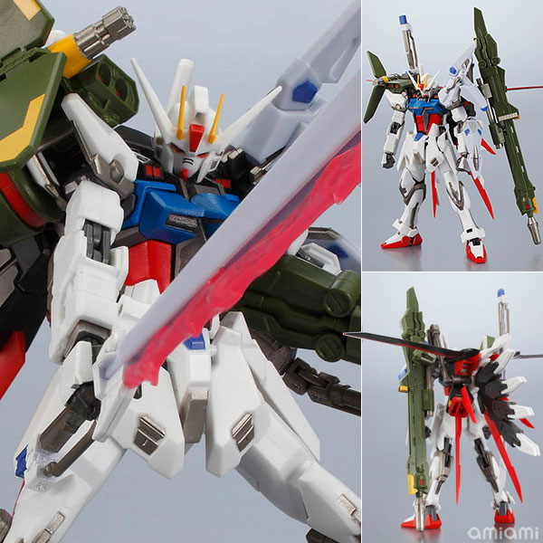 "Robot Spirits -SIDE MS- Perfect Strike Gundam from ""Mobile Suit Gundam SEED Remaster Edition""(Released)(ROBOT魂 -ロボット魂-〈SIDE MS〉パーフェクトストライクガンダム 『機動戦士ガンダムSEED リマスター版』より)"