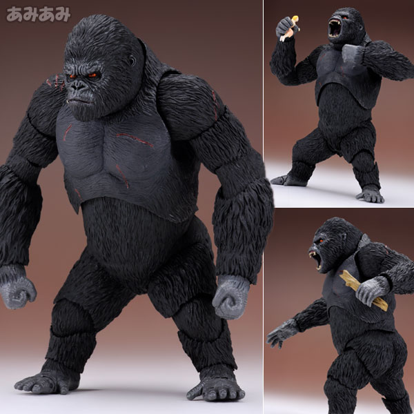 S.H.MonsterArts King Kong(Released)(S.H.モンスターアーツ キング・コング)