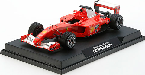 【完成車】1/20 フェラーリ フェラーリ【完成車】1/20 F2001 #1[タミヤ]《取り寄せ※暫定》, ゴカセチョウ:6828f74d --- cognitivebots.ai