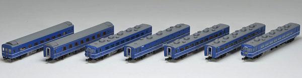 92856 14 500系客車(はまなす)基本セット (7両)(再販)[TOMIX]《取り寄せ※暫定》