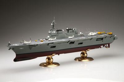 1/350 艦船モデルシリーズ 海上自衛隊 ヘリコプター搭載護衛艦 いせ プラモデル(再販)[フジミ模型]《取り寄せ※暫定》