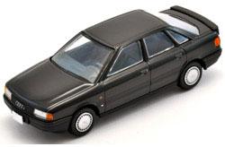 トミカリミテッド ヴィンテージネオ LV-N86b アウディ80 クワトロ(黒)(Tomica Limited Vintage Neo LV-N86b Audi 80 Quattro (Black)(Back-order))