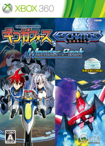 Xbox360 Ginga Force & Eschatos WONDER PACK(Back-order)(Xbox360 ギンガフォース&エスカトス WONDER PACK[キュート]《取り寄せ※暫定》)