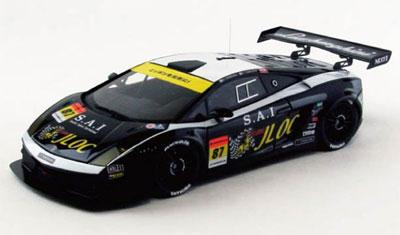 1/43 JLOC LAMBORGHINI GT3 SUPER GT300 2012 No.87[EBBRO]《取り寄せ※暫定》