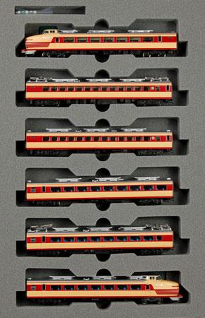 10-1147 181系100番台「とき・あずさ」6両基本セット(再販)[KATO]【送料無料】《発売済・在庫品》
