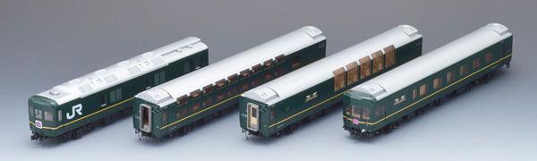 HO-091 JR 24系25形特急寝台客車(トワイライトエクスプレス) 基本セット(再販)[TOMIX]【送料無料】《取り寄せ※暫定》