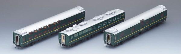 HO-092 JR 24系25形特急寝台客車(トワイライトエクスプレス) 増結セットA(再販)[TOMIX]【送料無料】《取り寄せ※暫定》