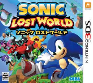 3DS Sonic Lost World(Back-order)(3DS ソニック ロストワールド)