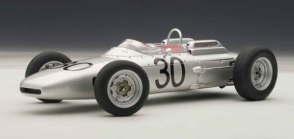 シグネチャーシリーズ 1/18 ポルシェ 804 F1 1962 #30(フランスGP優勝/ダン・ガーニー)[オートアート]《取り寄せ※暫定》
