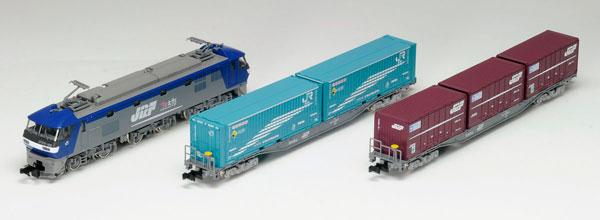 92491 EF210形コンテナ列車セット(再販)[TOMIX]《発売済・在庫品》