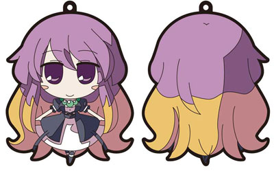 Touhou Project - Akaneya Rubber Keychain: Hijiri(Released)(東方プロジェクト 茜屋ラバー・キーホルダー ひじり)