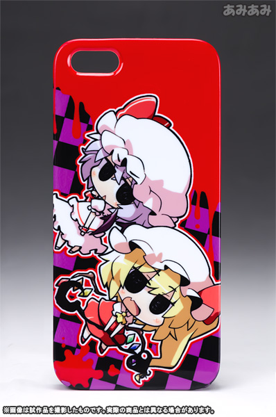 Touhou Project - iPhone5 Akaneya Case: Remi & Fra