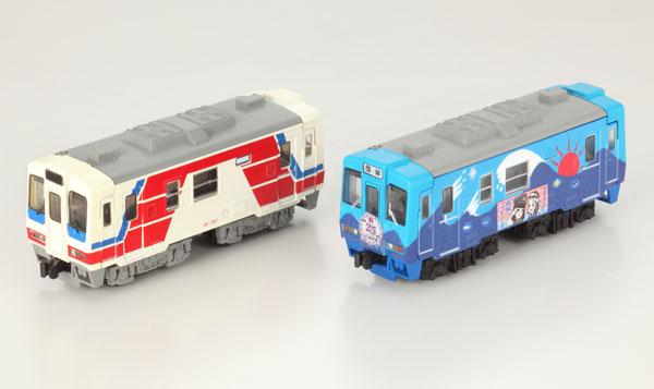 B-Train Shorty - Kitasanriku Railways 36 Class (Standard Color/ Ozashiki Car)(Back-order)(Bトレインショーティー 北三陸鉄道36形 (標準色/お座敷車両))