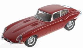 Century Dragon 1/43 1961 Jaguar E Type Series 1 Coupe Red(Back-order)