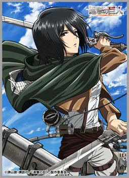 jikukuronesuribukorekushon进攻的巨人MIKASA包[欢乐]《没有库存》