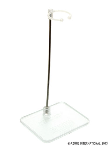 Doll Stand for Pure Neemo S (Clear)(Released)(ドールスタンド ピュアニーモS用(クリア))