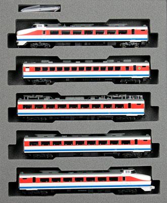 10-1202 489系 白山色 5両基本セット(再販)[KATO]《取り寄せ※暫定》