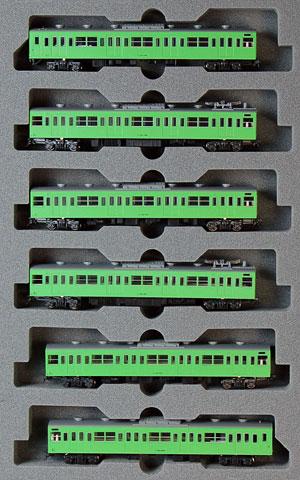 10-1189 103系 低運転台車 山手線6両基本セット[KATO]《取り寄せ※暫定》