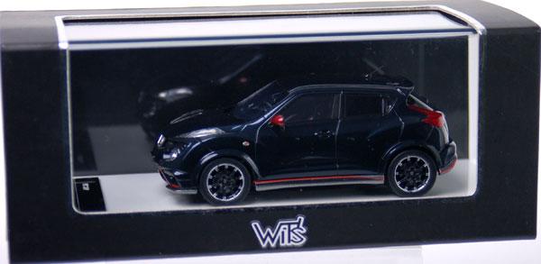 WIT'S Complete Resin Model 1/43 JUKE NISMO Sapphire Black