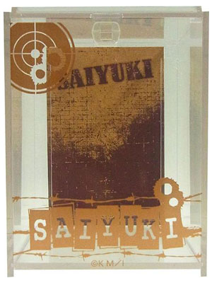 Saiyuki - Color-Cole Case(Back-order)(最遊記 カラコレケース)