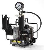 PS313 リニアコンプレッサーL5/圧力計付レギュレーターセット(再販)[GSIクレオス]【送料無料】《取り寄せ※暫定》