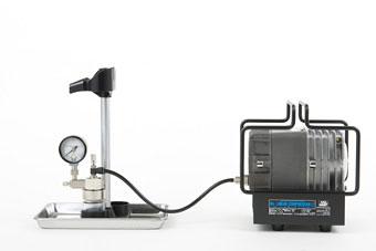 PS307 リニアコンプレッサーL7/圧力計付レギュレーターセット(再販)[GSIクレオス]【送料無料】《在庫切れ》