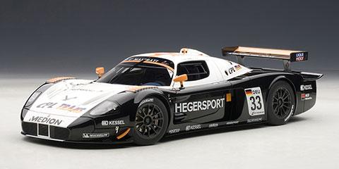 1/18 シグネチャーシリーズ マセラティ MC12 FIA GT1 2010 #33 (ヘーガースポーツ / A.ヘーガー&A.ミュラー)[オートアート]《取り寄せ※暫定》