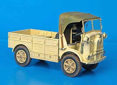 Plus Model 1/35 Italian SPA L39 Cargo Truck(Back-order)