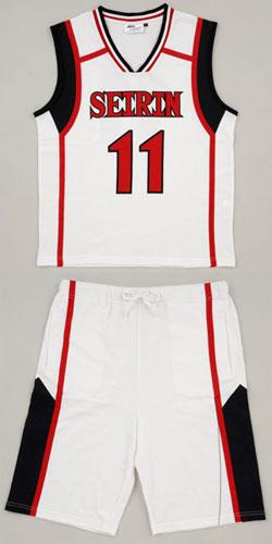 Kuroko's Basketball - Uniform Style Room Wear Tetsuya Kuroko/ S(Back-order)(黒子のバスケ ユニフォーム風ルームウェア 黒子テツヤ-S)