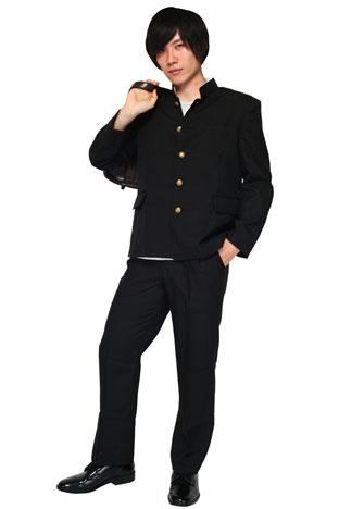 Gakuran School Uniform Black S(Back-order)(学ラン 黒 S)