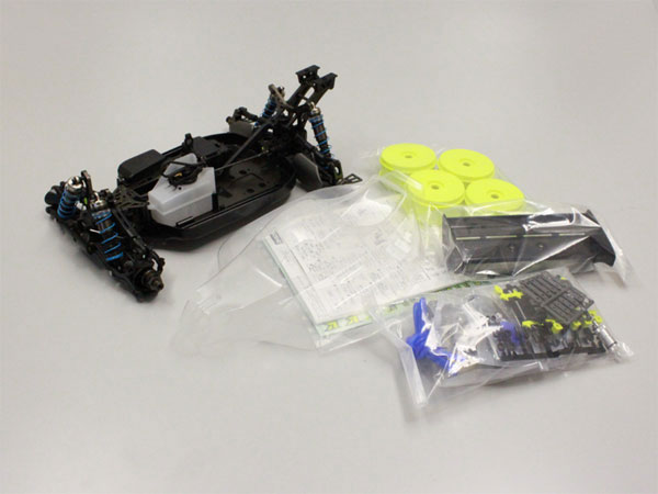 1/8 GP 4WD レーシングバギー キット インファーノ MP9 TKI 3 SPEC A[京商]《取り寄せ※暫定》