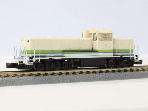 T012-3 DE10ディーゼル機関車 A寒地型 シルフィード色[ロクハン]《取り寄せ※暫定》
