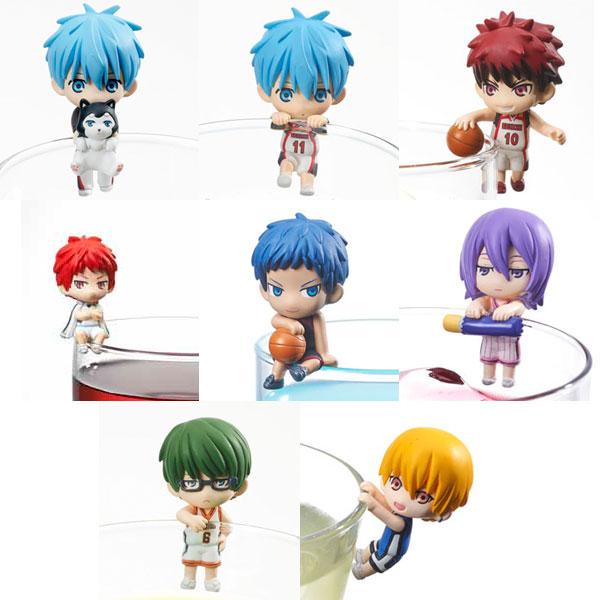 Ochatomo Series - Kuroko's Basketball: Kiseki no Break Time 8Pack BOX(Back-order)(お茶友シリーズ 黒子のバスケ キセキのブレイクタイム 8個入りBOX)