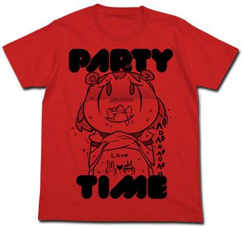 あいまいみー ペロペロ麻衣Tシャツ/フレンチレッド-L(Ai Mai Mi - PeroPero Mai T-shirt / FRENCH RED - L(Released))