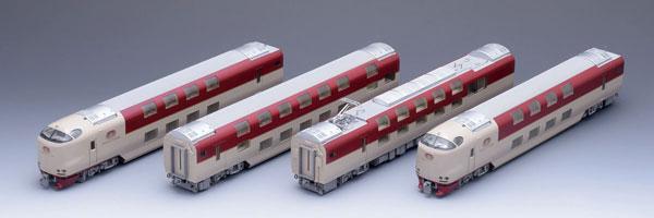 HO-9001 JR 285系特急寝台電車(サンライズエクスプレス)基本セットA (4両)(再販)[TOMIX]【送料無料】《02月予約》