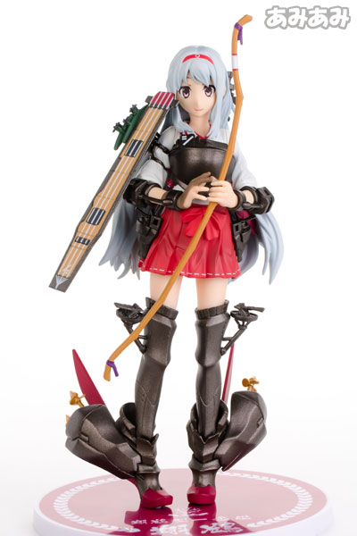 (Pre-owned ITEM:A/BOX:B)Ichiban Kuji Kantai Collection -Kan Colle- -Dai Sanji Sakusen Kuubo Kidoubutai Kenzan!- C Prize - Special Color Shokaku Figure (Game-prize)(Released)