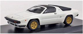 Kyosho Original 1/64 Lamborghini Silhouette (White)(Back-order)(京商オリジナル 1/64 Lamborghini Silhouette (ホワイト))