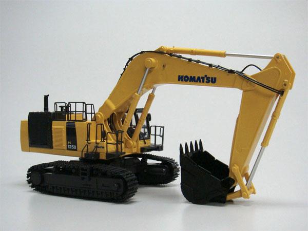 京商エッグ ラジコン建設機械 1/50 油圧ショベル コマツ PC-1250-8 HG バンドA(再販)[京商エッグ]《発売済・在庫品》
