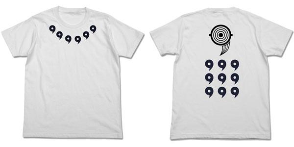 NARUTO Shippuden - Obito The Ten-Tails' Jinchuuriki T-shirt / WHITE - L(Pre-order)(NARUTO-ナルト- 疾風伝 オビト十尾人柱力Tシャツ/ホワイト-L)