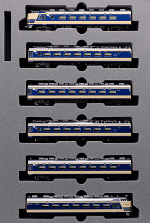 10-1237 583系 特急形寝台電車 6両基本セット(再販)[KATO]【送料無料】《発売済・在庫品》