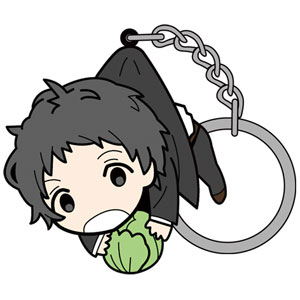 Persona 4 The Golden - Pinched Keychain: Tohru Adachi(Released)(ペルソナ4 ザ・ゴールデン 足立透 つままれキーホルダー)