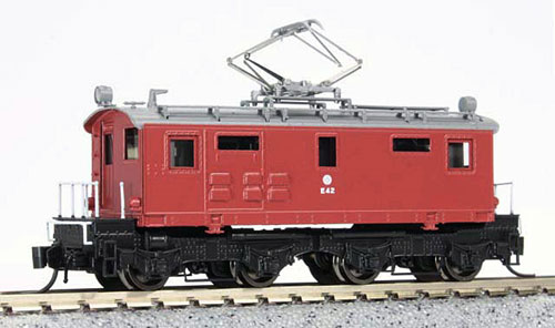 Nゲージ 西武鉄道 E42 電気機関車 塗装済完成品(再販)[ワールド工芸]《在庫切れ》