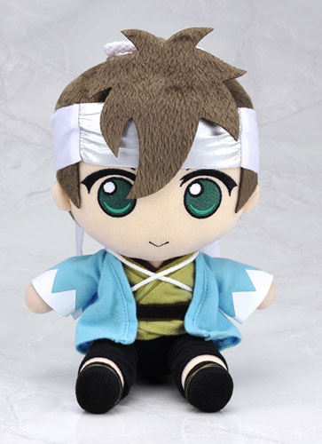 Hakuouki - Plush Series 27: Heisuke Toudou Shinsengui Uniform ver.2(Released)(薄桜鬼 ぬいぐるみシリーズ 27 藤堂平助 隊服 ver.2)