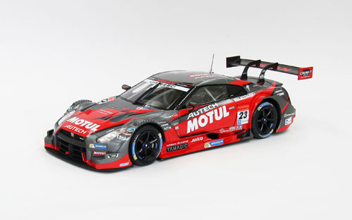 1/18 MOTUL AUTECH GT-R SUPER GT500 2014 Rd.2 Fuji No.23 RED[EBBRO]《取り寄せ※暫定》